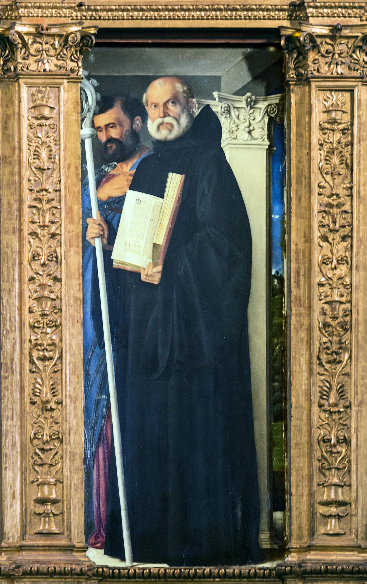 Saint Benoit De Nursie Wikipedia